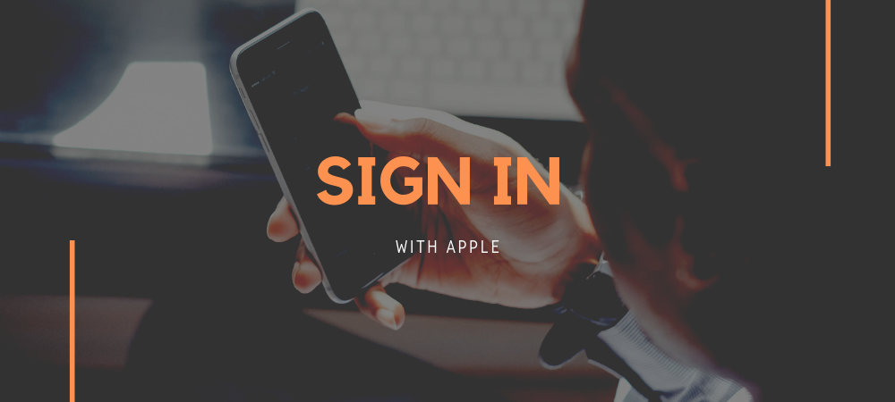 SIGN IN APPLE