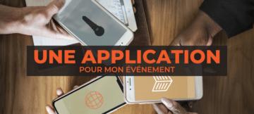 Application événementielles