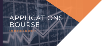 Applications bourse