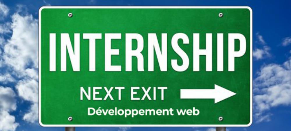 stage développement web