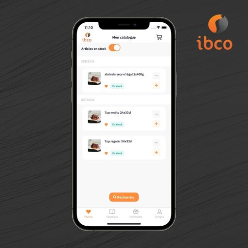 Activer les notifications sur IBCO