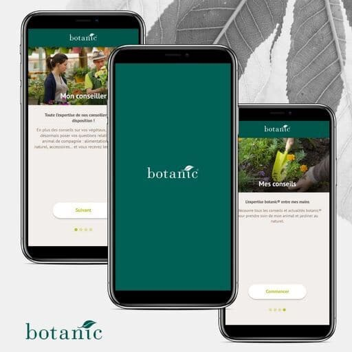 Application Botanic
