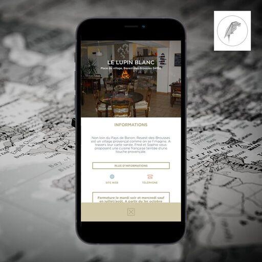 Découvrir un nouveau lieu avec MapTeller