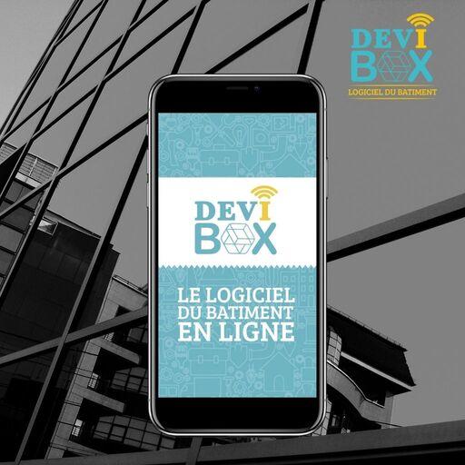 Devibox, le logiciel du batiment en ligne