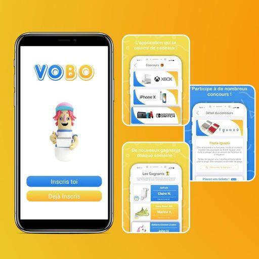 Gagner des cadeaux avec VOBO