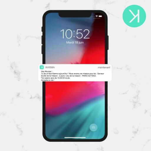 Obtenir des notifications