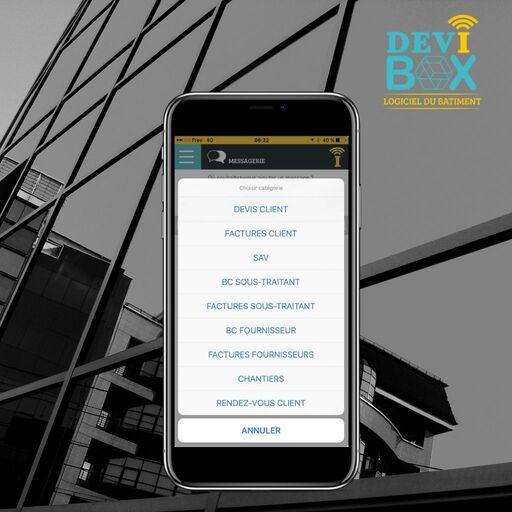 Options sur Devibox