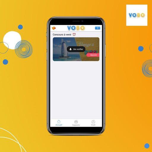Participer à un concours sur VOBO