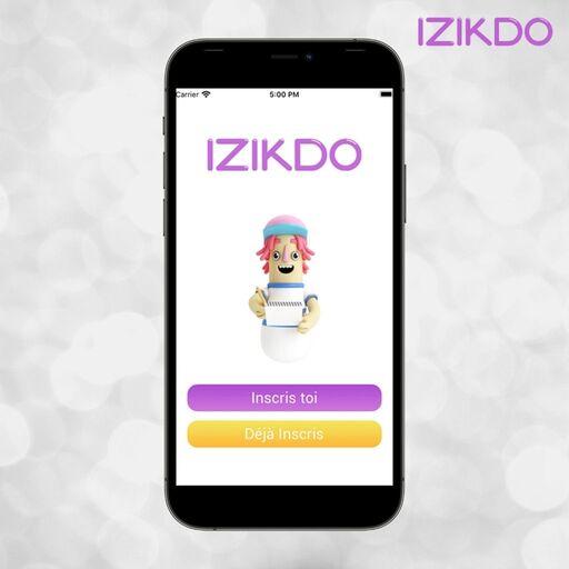 Se connecter sur Izikdo