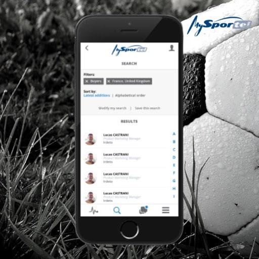 Sportel-écran-utilisateur