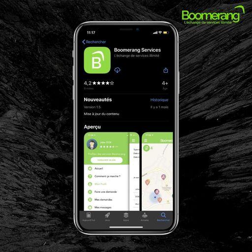 Télécharger Boomerang