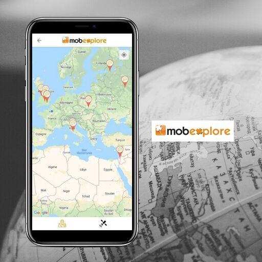 Utiliser la carte de Mobexplore