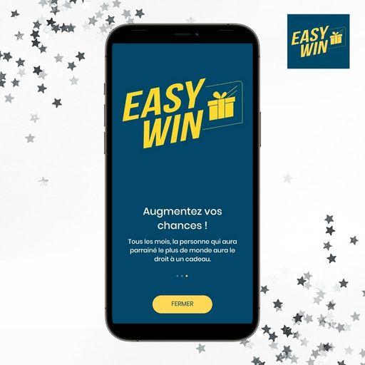 Utiliser l'application EasyWin