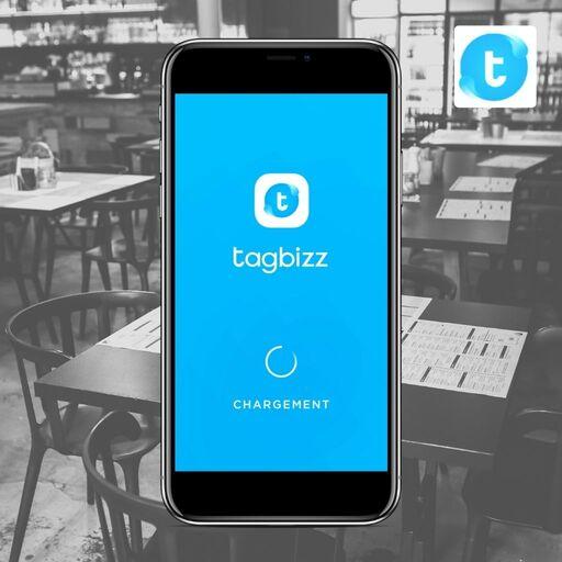Utiliser l'application Tagbizz