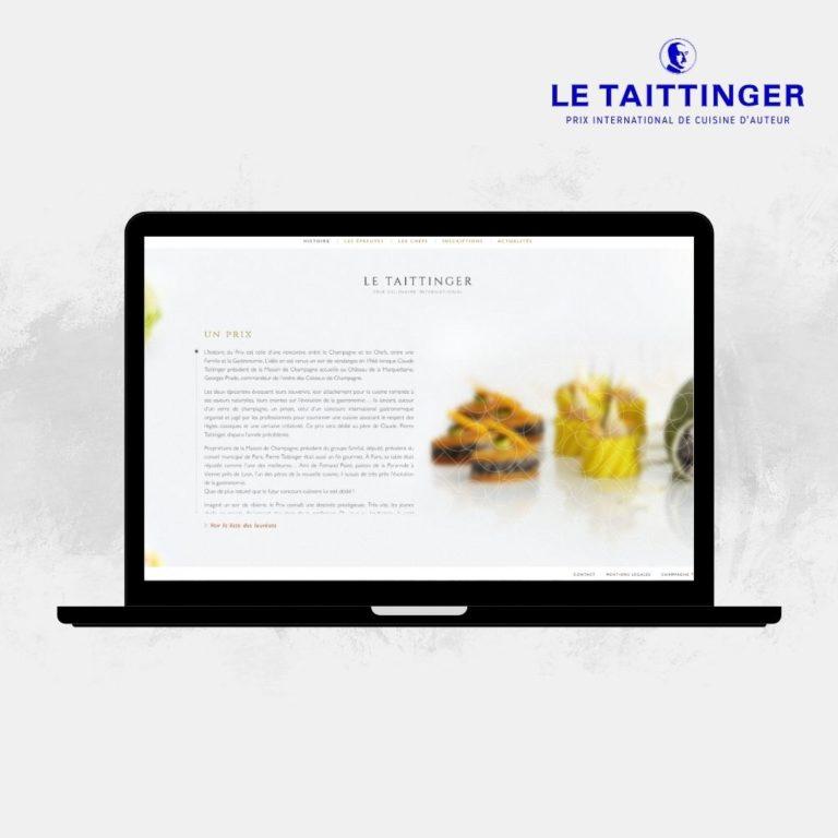 Histoire du concours Le Taittinger