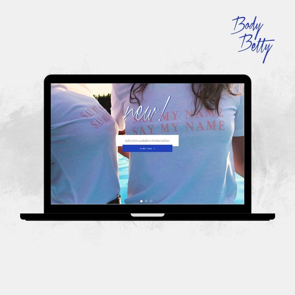 Nouveautés sur Body Betty