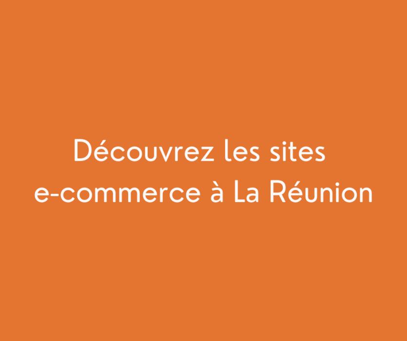Sites e-commerces