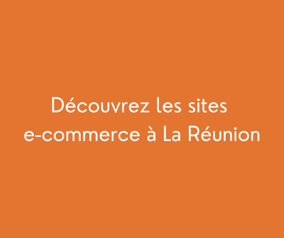 Sites e-commerces