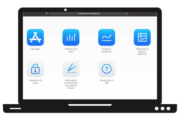 Accueil Apple Developper