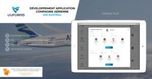 application Air Austral