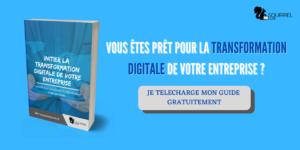 Télécharger le livre blanc sur la transformation digitale de votre entreprise